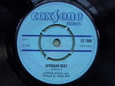 Lester Sterling Afrikaan Beat