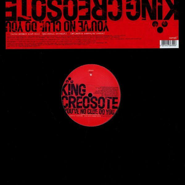 KING CREOSOTE – You've No Clue Do You (Atlantic